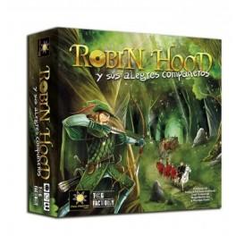 Robin Hood and the Merry Men - juego de mesa