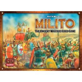 Milito: The Ancient Warfare Card Game - juego de cartas