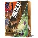 Unlock: Timeless Adventures - juego de cartas