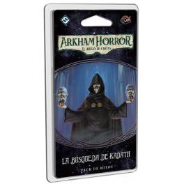 Arkham Horror: La busqueda de Kadath - expansión juego de cartas