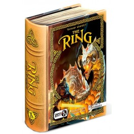 Richard Wagners The Ring of the Nibelung - juego de cartas