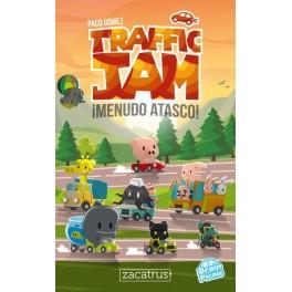 Traffic Jam: Menudo Atasco - juego de cartas