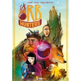 Orb Hunters - juego de cartas