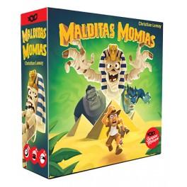 Malditas Momias - juego de cartas
