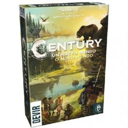 Century: un Nuevo Mundo - juego de mesa
