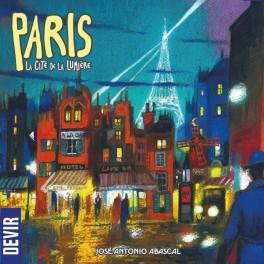 Paris, La Cite de la Lumiere (castellano) - juego de mesa