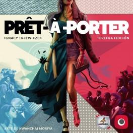 Pret a Porter Tercera Edicion (castellano) - juego de mesa