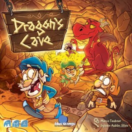 Dragons Cave - juego de mesa