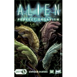 Alien Perfect Organism (castellano) - juego de cartas