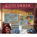 Concordia: Exp. Balearica y Cyprus (Baleares y Chipre) - expansión juego de mesa