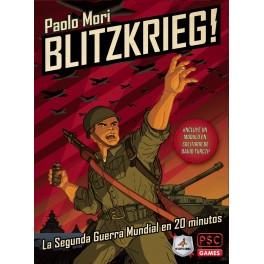 Blitzkrieg + expansion Nipona - juego de mesa