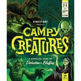 Campy Creatures: second edition - juego de cartas