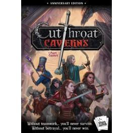 Cutthroat Caverns: Anniversary edition - juego de cartas