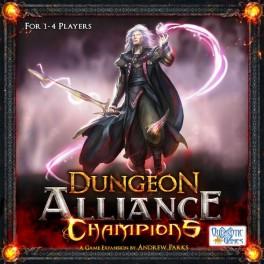 Dungeon alliance: Champions - expansión juego de mesa