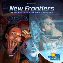 New Frontiers - juego de mesa