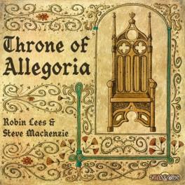 Throne of Allegoria - juego de mesa