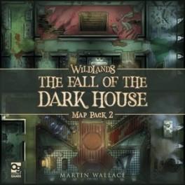 Wildlands Map Pack 2: The Fall of the Dark House - expansión juego de mesa
