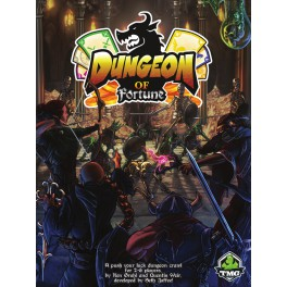 Dungeon of Fortune juego de mesa