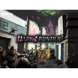 Dark Frontier: Caja Deluxe juego de mesa