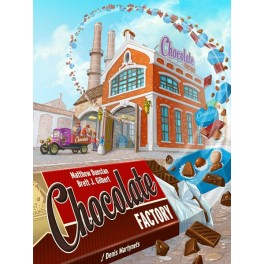 Chocolate Factory - juego de mesa