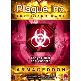 Plague Inc: Armageddon - expansión juego de mesa