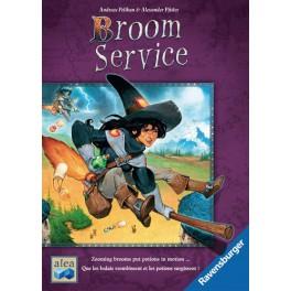 Broom service juego de mesa