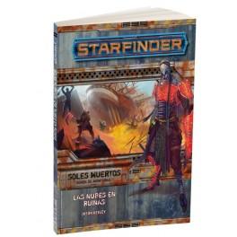 Starfinder: Soles Muertos 4. Las nubes en ruinas - suplemento de rol