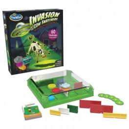 Invasion of the Cow Snatchers (castellano) - juego de mesa para niños