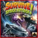 Survive: space attack juego de mesa