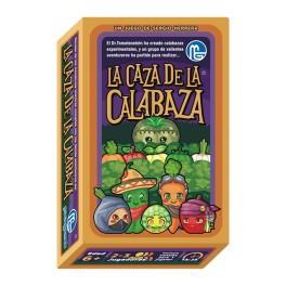 La caza de la Calabaza - juego de cartas