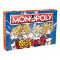 Monopoly Dragon Ball Z - edicion en castellano - juego de mesa