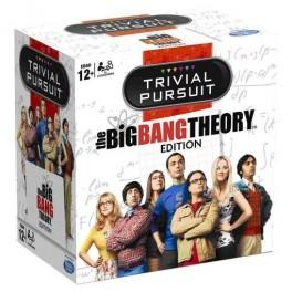 Trivial Bite Big Bang Theory - edicion en castellano - juego de mesa