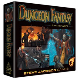 Dungeon Fantasy Roleplaying Game - juego de rol