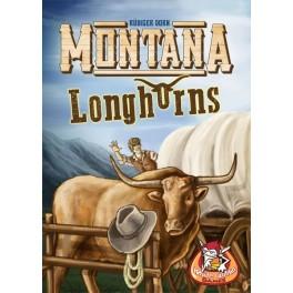 Montana: Longhorns - expansión juego de mesa