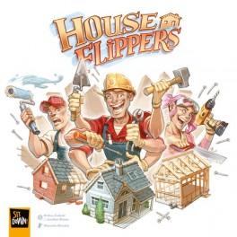House Flippers - juego de mesa