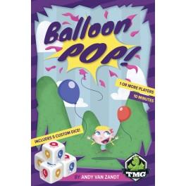Balloon Pop - juego de dados