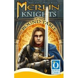 Merlin Expansion: Knights of the Round Table - expansión juego de mesa