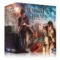 Watson & Holmes - Diarios del 221B juego de mesa