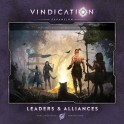 Vindication: Leaders and Alliances Expansion + PROMO - expansion juego de mesa