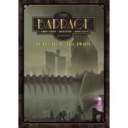 Barrage: El Proyecto Leeghwater - expansion juego de mesa
