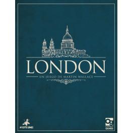 London: Second Edition - Juego de mesa