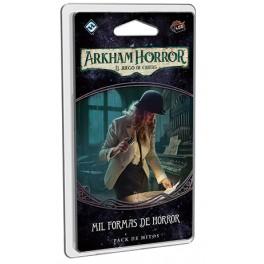 Arkham Horror: Mil formas de horror - expansion juego de cartas