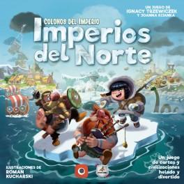 Colonos del Imperio: Imperios del Norte - juego de cartas