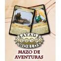 Savage Worlds Edicion aventura: Mazo de Aventuras - expansión juego de rol