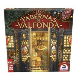 Tabernas de Valfonda - juego de mesa