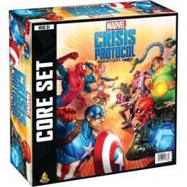 Marvel Crisis Protocol Miniatures Game Core - juego de mesa