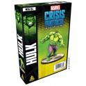 Marvel Crisis Protocol Hulk Character - expansion juego de mesa