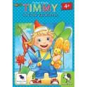 Timmy se va de vacaciones - juego de mesa para niños