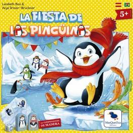 Fiesta de los Pinguinos - juego de mesa para niños