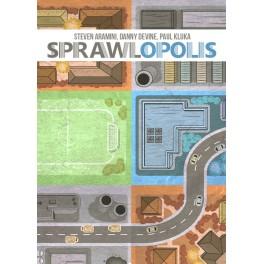 Sprawlopolis - juego de cartas
